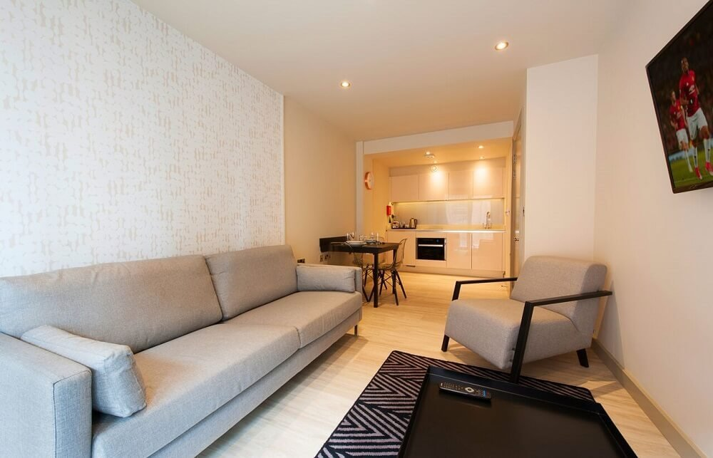 Best Deluxe One Bedroom Apartments In Manchester City Centre With Pictures