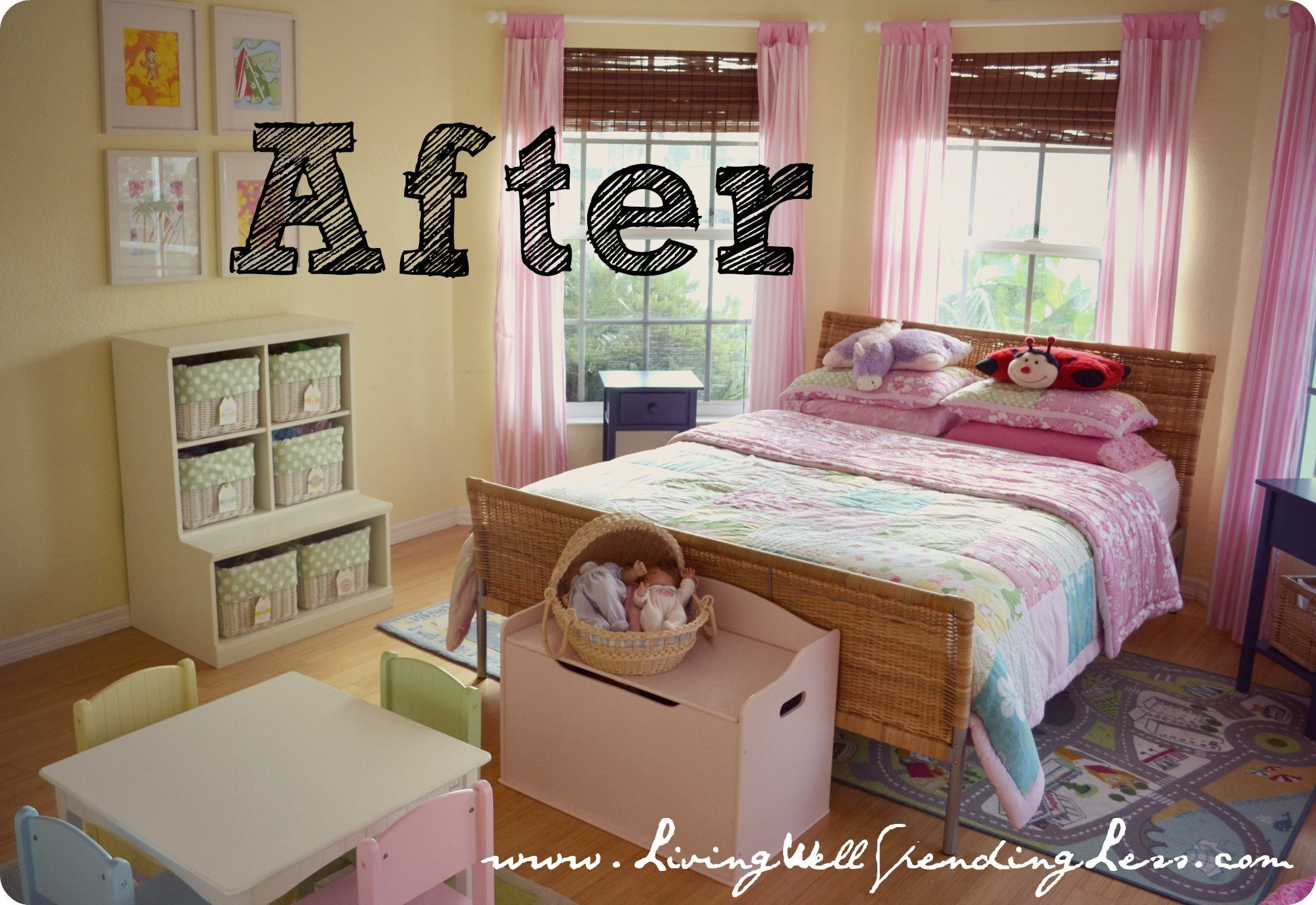 Best Clean Your Kids Room Day 10 Living Well Spending Less® With Pictures