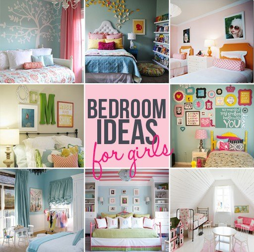 Best Inspiring Bedrooms For Girls With Pictures