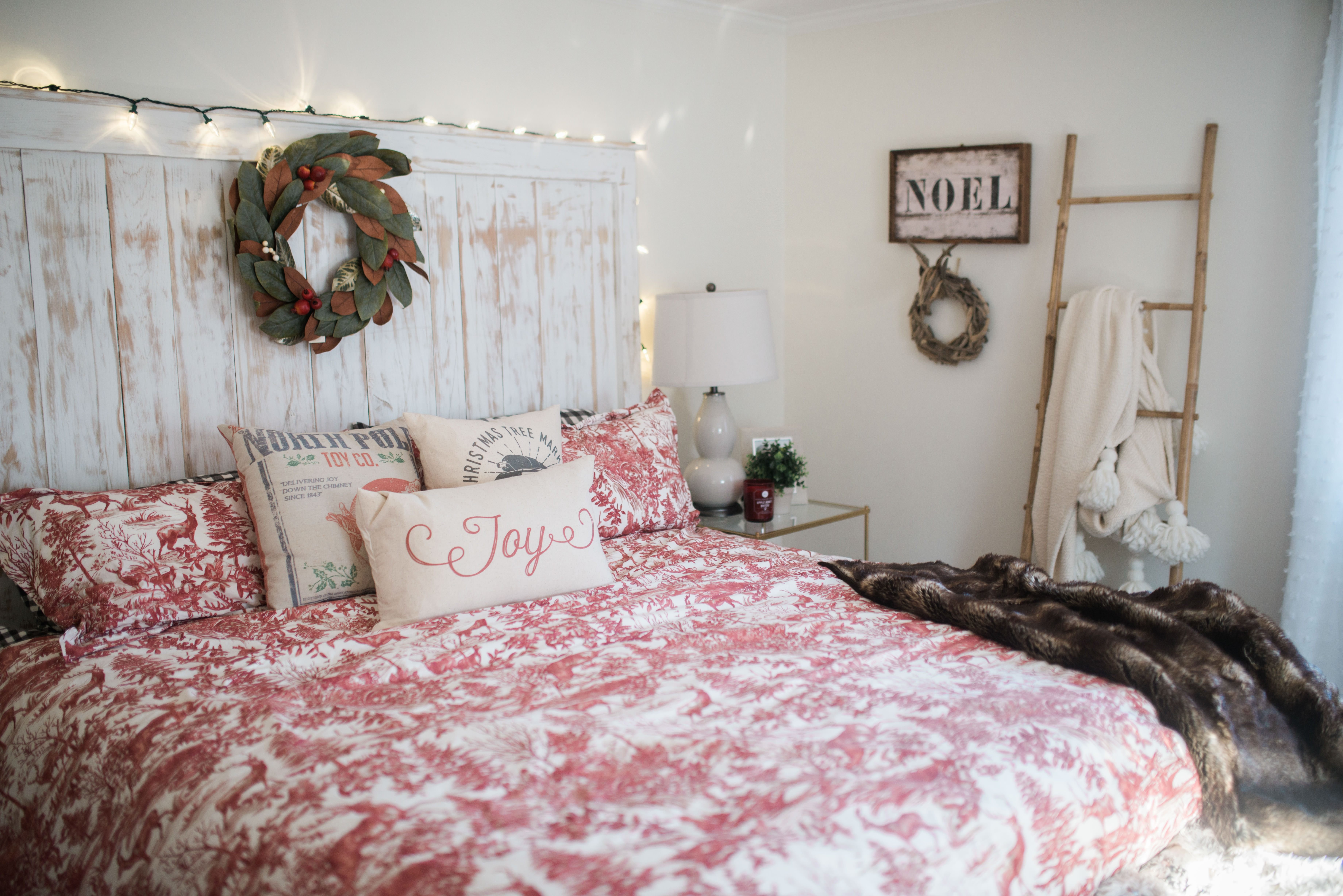 Best Our Bedroom Holiday Decor Bedroom Wall Decorations With Pictures