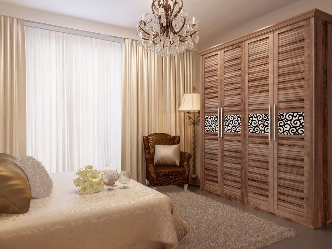 Best 35 Images Of Wardrobe Designs For Bedrooms With Pictures