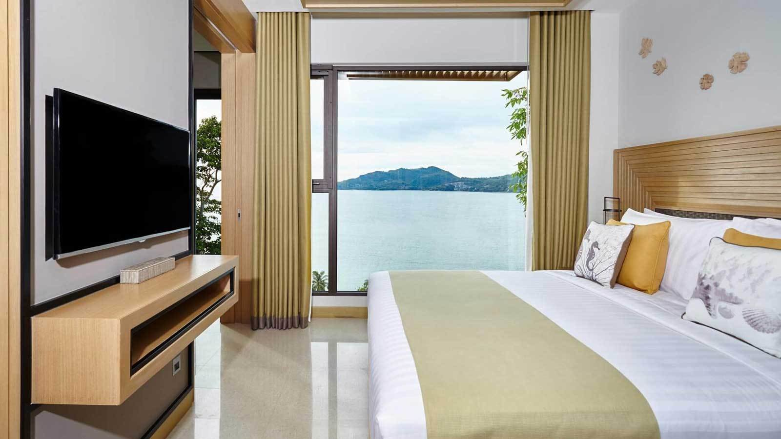 Best One Bedroom Suite Ocean View Amari Phuket With Pictures
