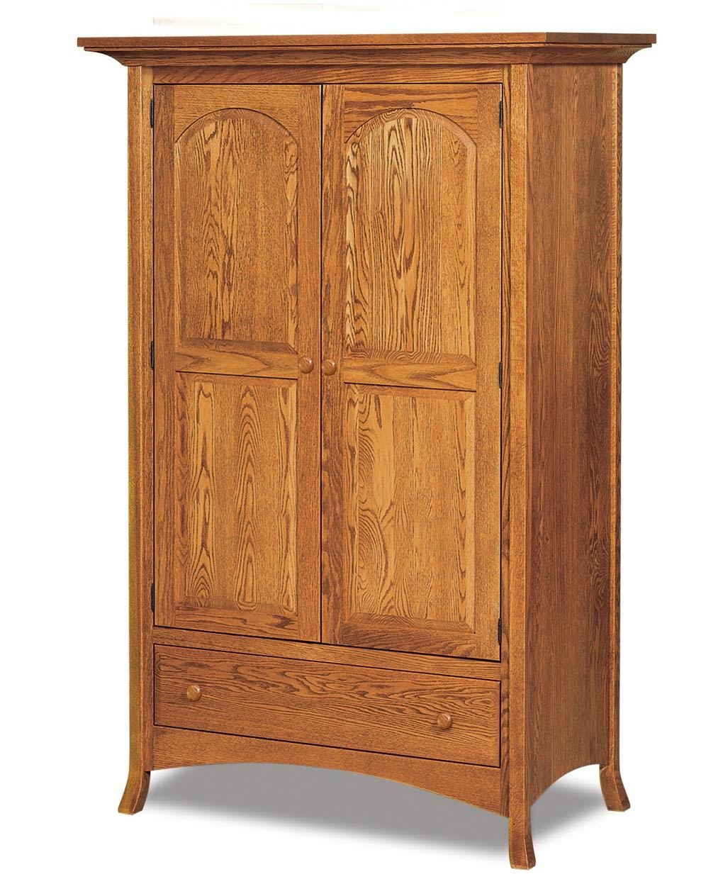 Best Carlisle Wardrobe Armoire Amish Direct Furniture With Pictures