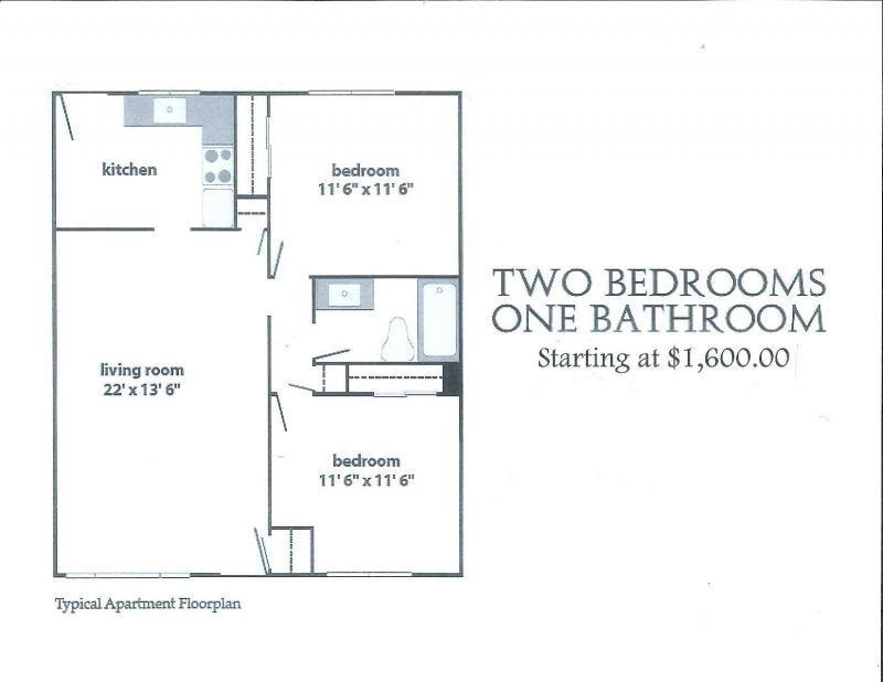 Best Ambassador Providence Two Bed One Bath Apartments With Pictures