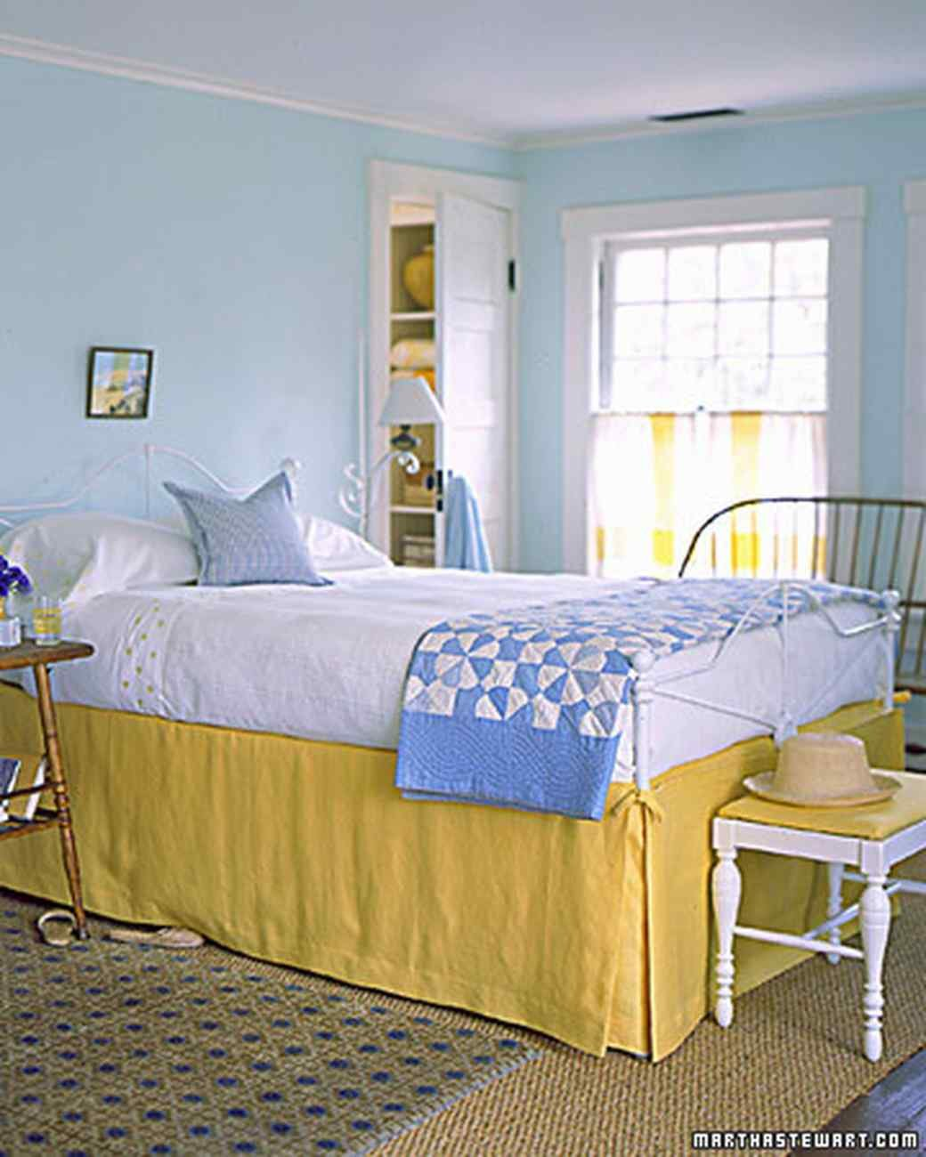 Best Yellow Rooms Martha Stewart With Pictures