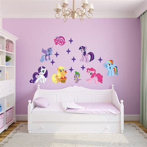 Best My Little Pony Bedroom Decor Coma Frique Studio With Pictures