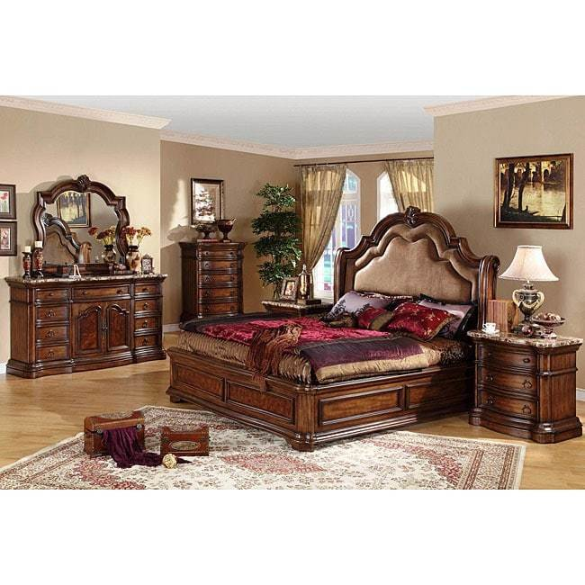 Best San Marino 5 Piece California King Size Bedroom Set With Pictures