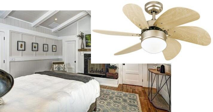 Best The 6 Best Rated Ceiling Fan With Lights And Remote With Pictures
