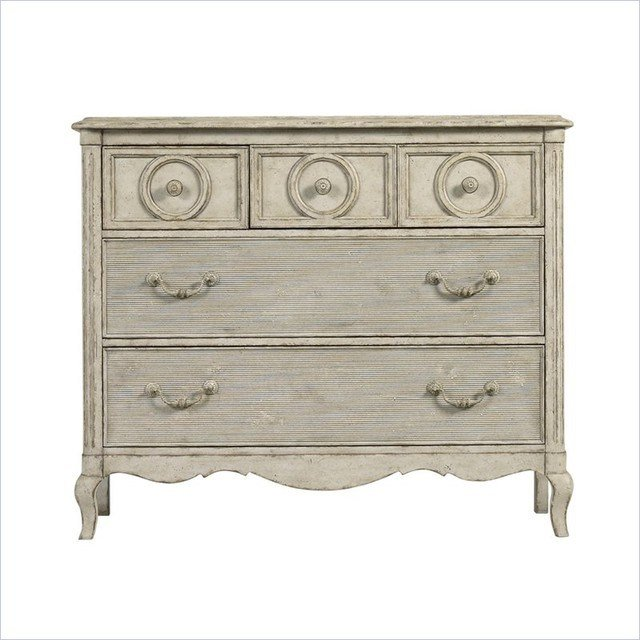 Best Stanley Furniture Arrondissement Rond Media Chest In With Pictures