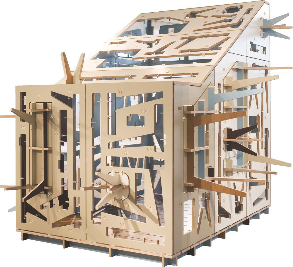 Best House Of Furniture Parts By Studio Makkink Bey Bedroom With Pictures