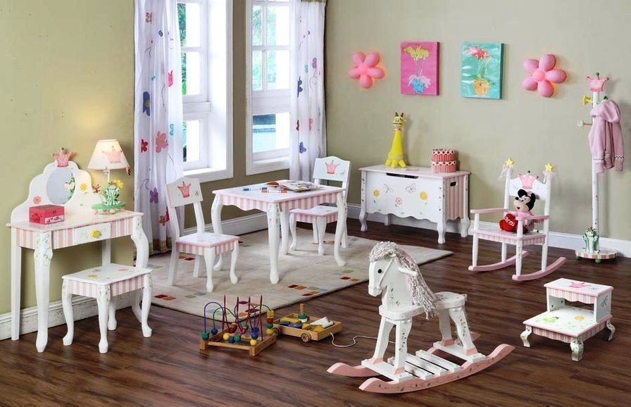 Best Kids Room Furniture Decor Hand Painted Hand Carved Wooden With Pictures