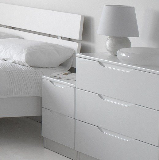 Best Gloss White Bedroom Furniture Bedroom Furniture Reviews With Pictures