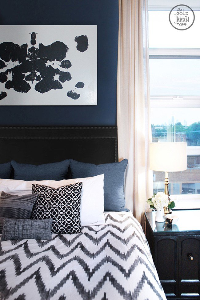 Best Decorating With Navy Blue By Kimberly Duran The Oak With Pictures
