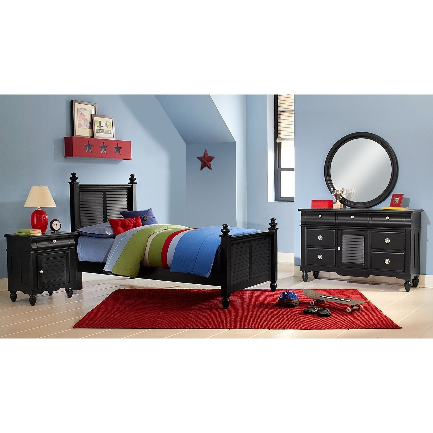 Best Shop 6 Piece Bedroom Sets Value City Furniture With Pictures
