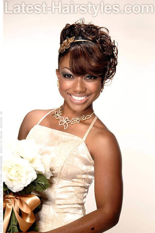 Free 11 African American Wedding Hairstyles For The Bride Her Wallpaper