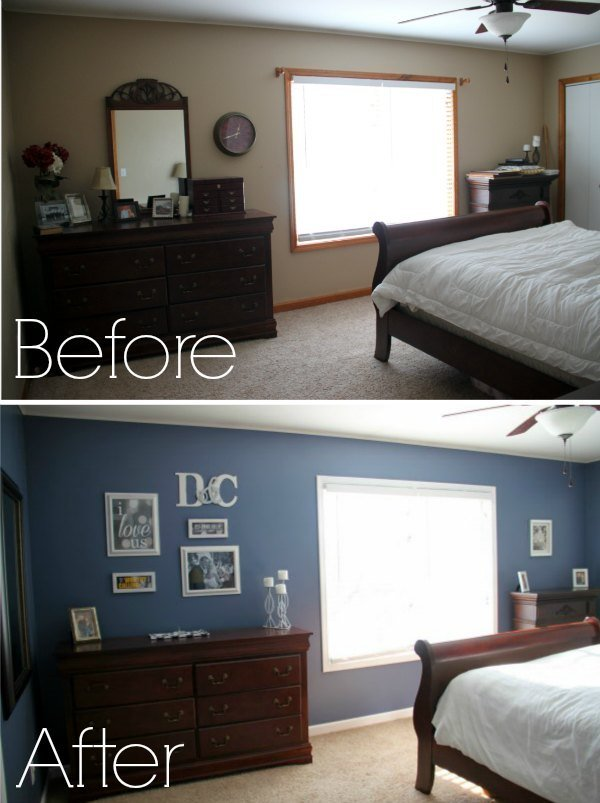 Best Budget Master Bedroom Makeover With Pictures