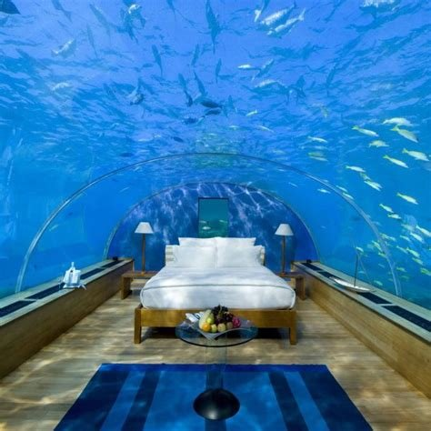 Best The World's Most Incredible Underwater Hotel Rooms « Cbs With Pictures