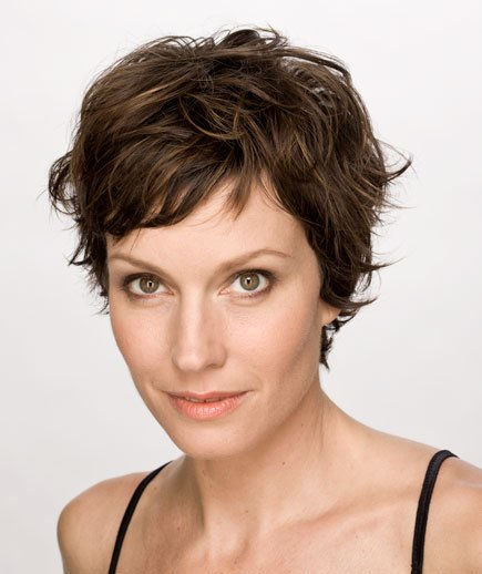 Free Tousled Pixie Cut S*Xy Short Hairstyles Real Simple Wallpaper