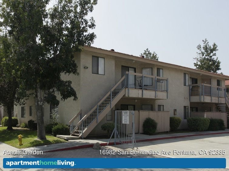 Best Acacia Garden Apartments Fontana Ca Apartments For Rent With Pictures