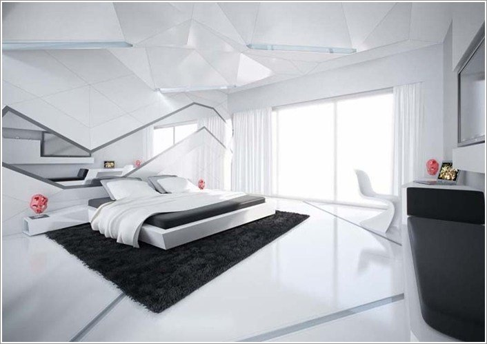 Best 10 Futuristic Bedrooms That Will Make You Say Wow Architecture Design With Pictures