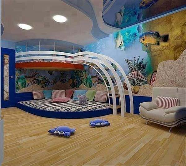 Best 26 Kids Rooms Are So Amazing That Are Probably Better Than With Pictures
