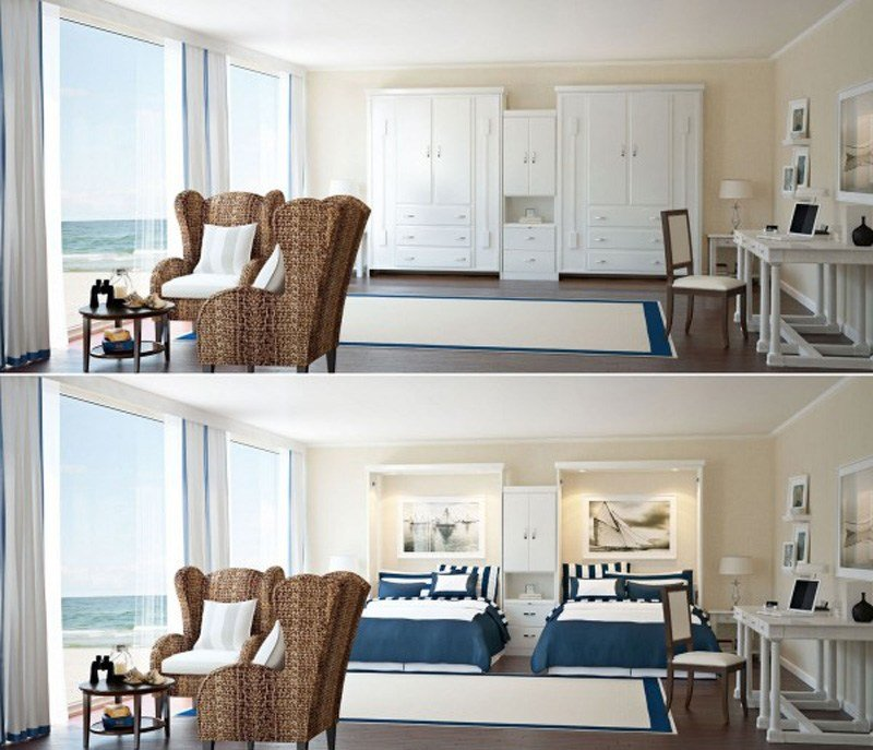 Best 20 Ideas Of Space Saving Beds For Small Rooms With Pictures