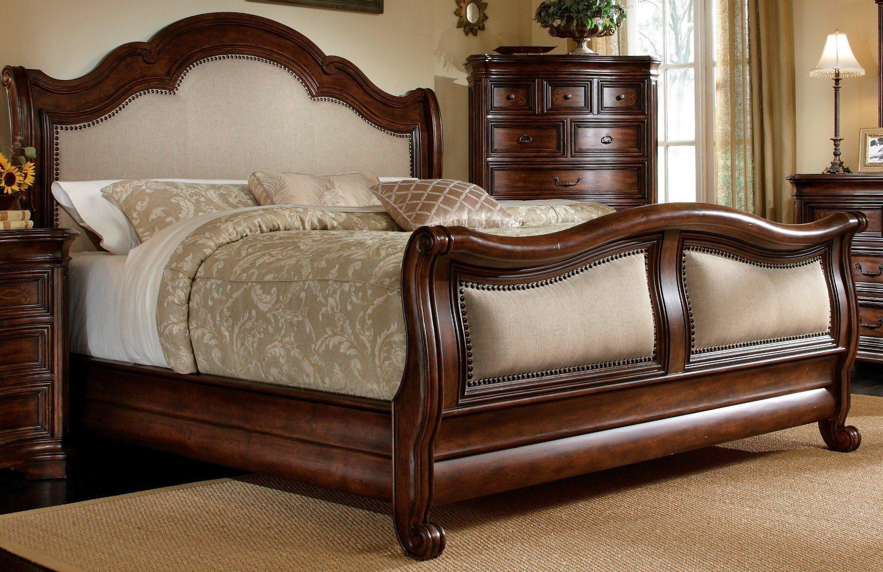 Best Coronado Sleigh Bedroom Set From Art Furniture 172145 With Pictures