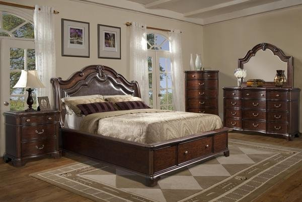 Best Tabasco Bedroom Set – Katy Furniture With Pictures