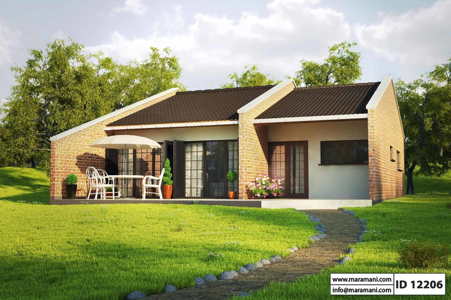 Best Two Bedroom House Id 12206 Maramani Com With Pictures
