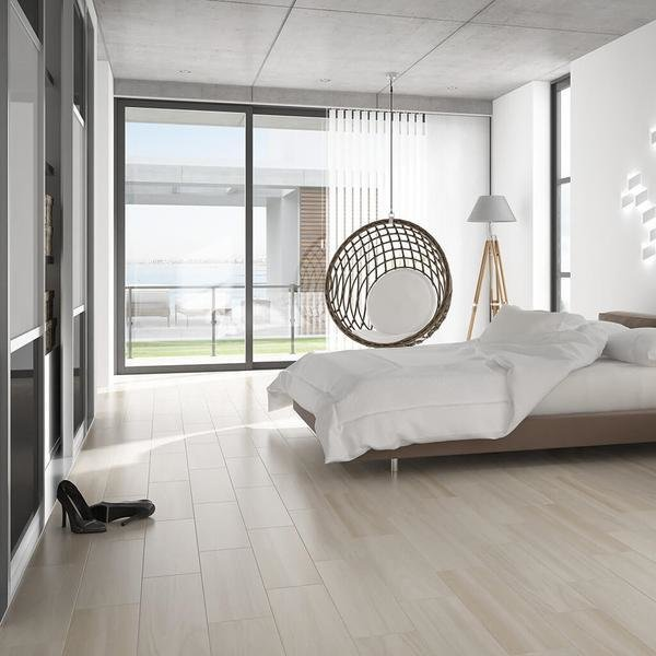 Best Wood Effect Floor Tiles In A Subtle Cream Shade With Pictures