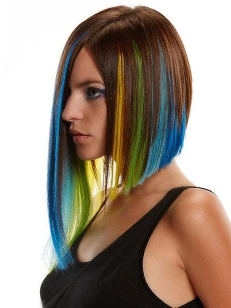 Free Colored Hair Extensions Hairpieces Wigs Hair Wallpaper