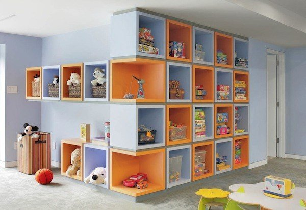 Best Creative Toy Storage Solutions For Your Kids Room With Pictures