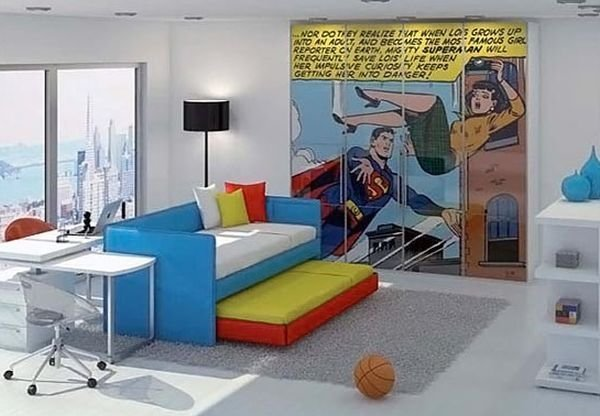 Best Comic Str*P Decor Inspirations For The Contemporary Home With Pictures
