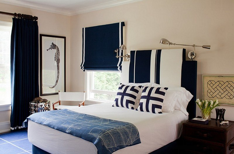 Best Blue And White Interiors Living Rooms Kitchens Bedrooms And More With Pictures