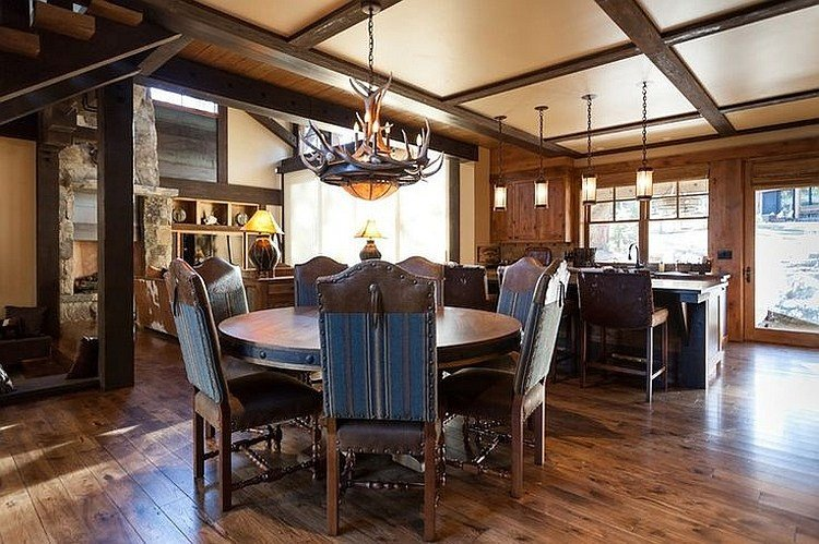 Best Stunning Cabin Retreat Brings Rustic Texan Charm To Lake Tahoe With Pictures
