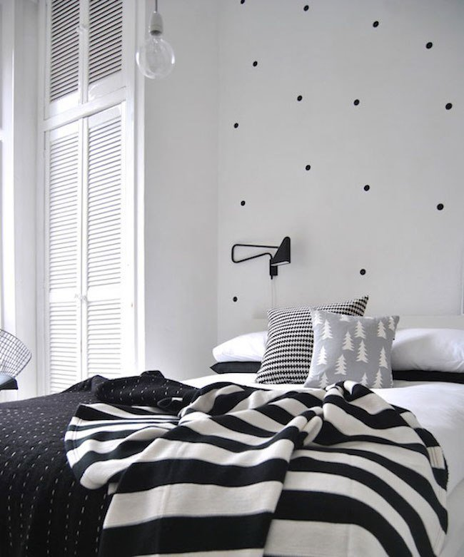 Best 8 Fun And Easy Ways To Use Polka Dot Wall Decals With Pictures