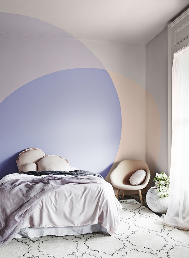 Best 22 Clever Color Blocking Paint Ideas To Make Your Walls Pop With Pictures