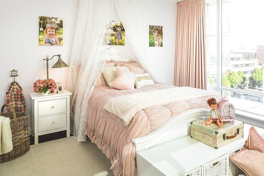 Best 30 Creative And Trendy Shabby Chic Kids' Rooms With Pictures