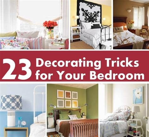 Best 23 Decorating Tricks For Your Bedroom Diy Home Things With Pictures