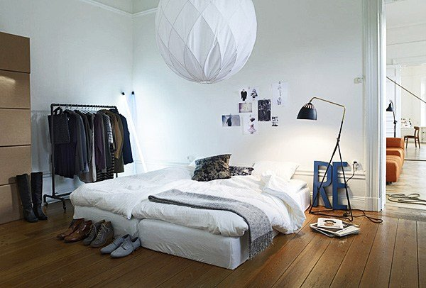 Best Simple And Practical Clothing Racks For Casual Decors With Pictures