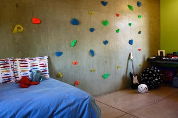 Best Modern Homes Featuring A Rock Climbing Wall With Pictures