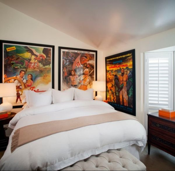 Best How To Decorate Using Posters With Pictures