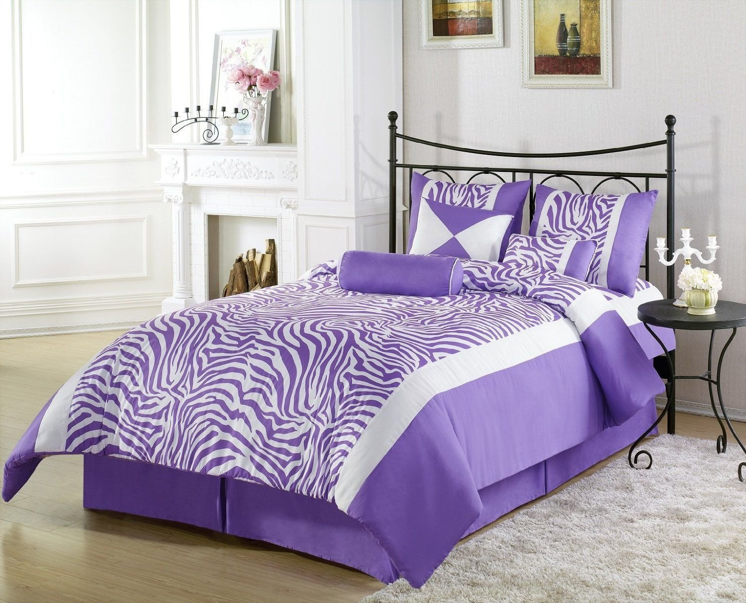 Best How To Incorporate Zebra Print Into Your Bedroom S Décor With Pictures