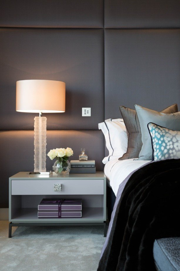 Best How A Home Could Look Like If It Had Upholstered Walls With Pictures