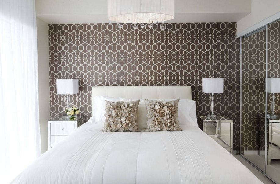 Best 20 Ways Bedroom Wallpaper Can Transform The Space With Pictures