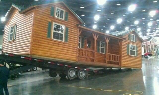 Best Amish Cabins This Log Cabin Kit Can Be Yours For 16 350 With Pictures