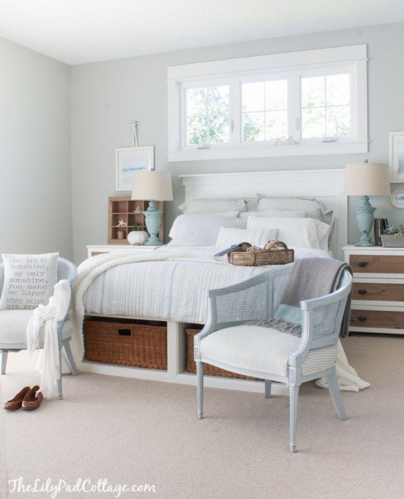 Best Master Bedroom Bedding The Lilypad Cottage With Pictures
