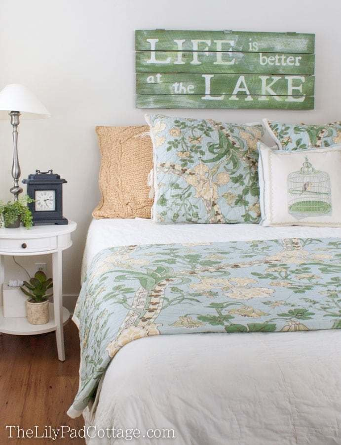 Best Guest Room Decor And Accessories The Lilypad Cottage With Pictures