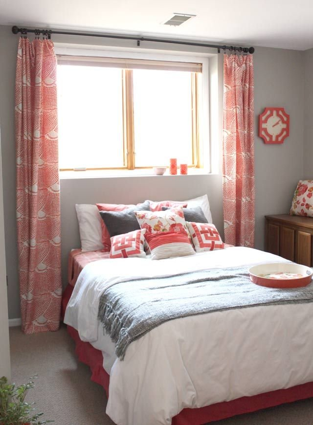 Best Coral Lovin – Guest Bedroom Progress Drew Vanessa With Pictures