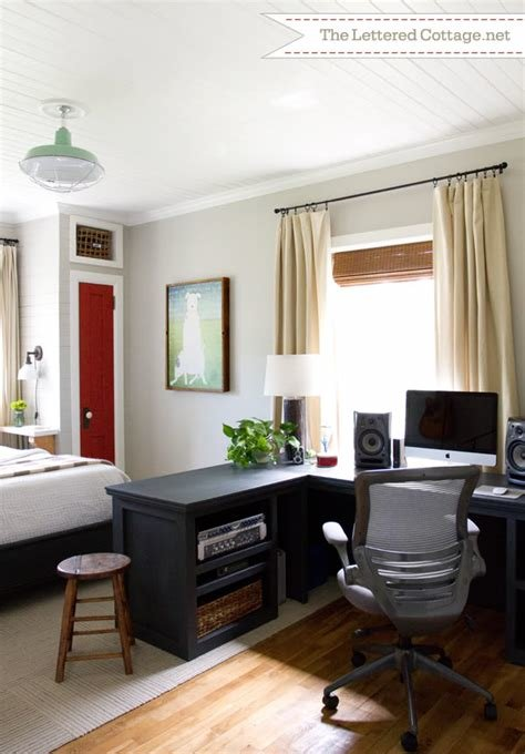 Best Creating An Office And Guest Bedroom Combo Space With Pictures